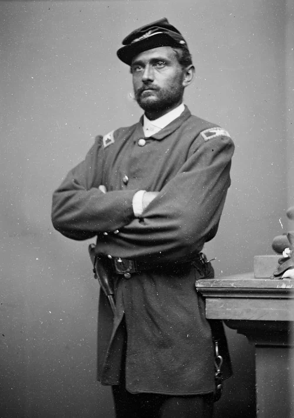 Colonel Van Horne Ellis